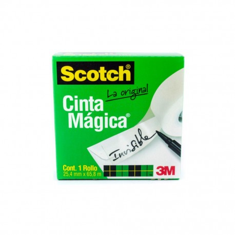 CINTA MAGICA INVISIBLE SCOTCH