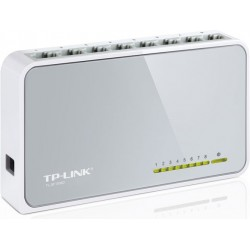 SWITCH TP-LINK 8 PUERTOS TL-SF1008D
