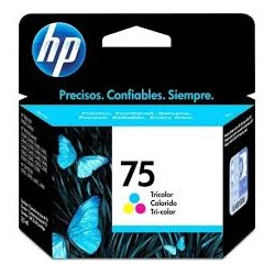 CARTUCHO HP 75 TRI-COLOR