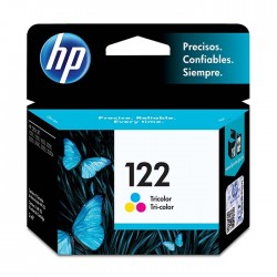 CARTUCHO HP 122 TRI-COLOR