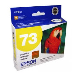 CARTUCHO EPSON 73N YELLOW