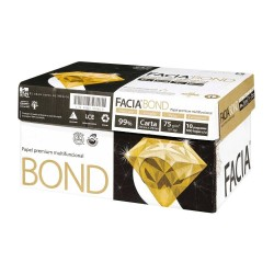 PAPEL FACIA BOND CARTA BLANCURA 99%